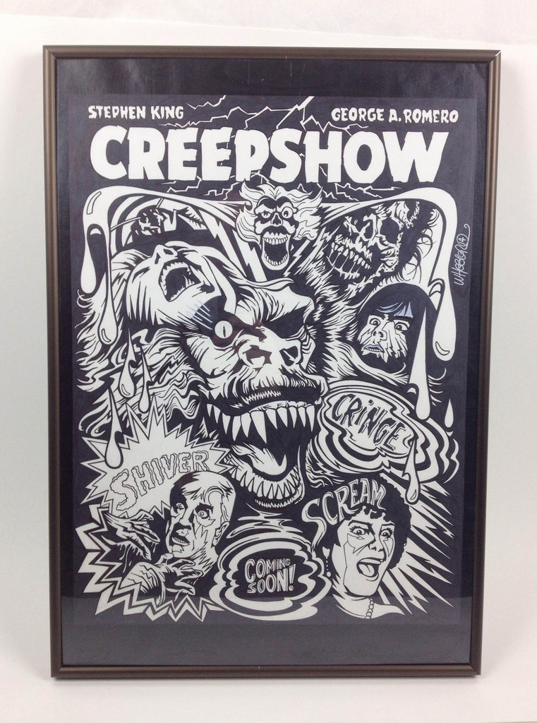 """Creepshow"" by Jeremy Wheeler - Hero Complex Gallery"