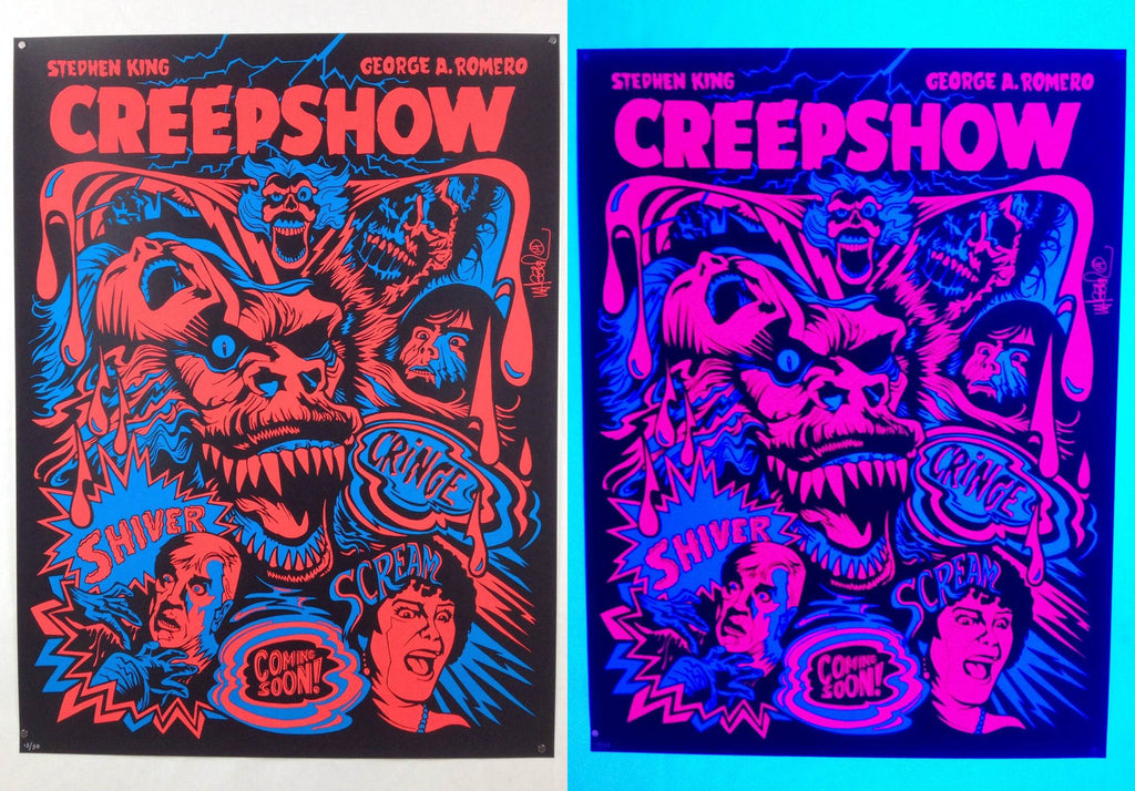 """Creepshow"" by Jeremy Wheeler - Hero Complex Gallery  - 2"