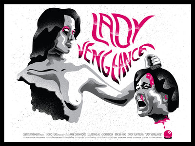 """Lady Vengeance"" by Sal Gabriel - Hero Complex Gallery  - 1"