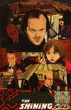 """The Shining Movie Poster"" by Michael DeNicola - Hero Complex Gallery"