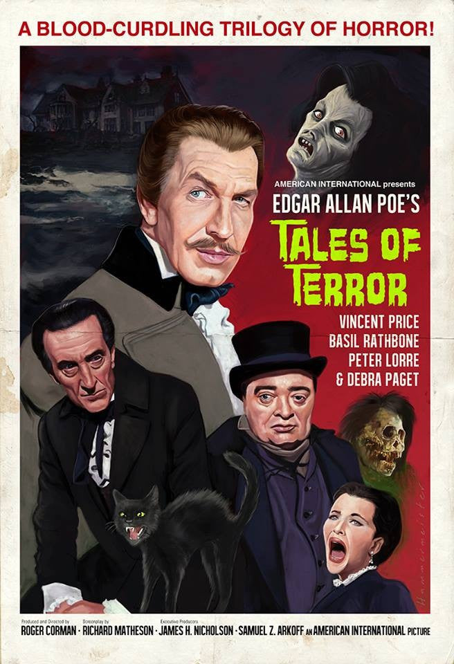 """Tales of Terror"" AP by Mark Hammermeister"