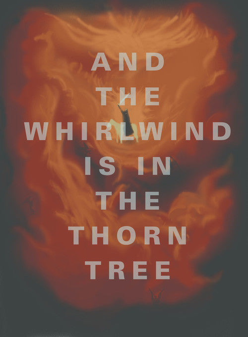 """The Whirlwind is In The Thorn Tree"" by Fernando Reza - Hero Complex Gallery"