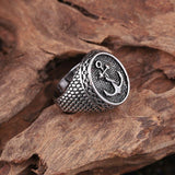 """Gusti""Antique Silver Ring"