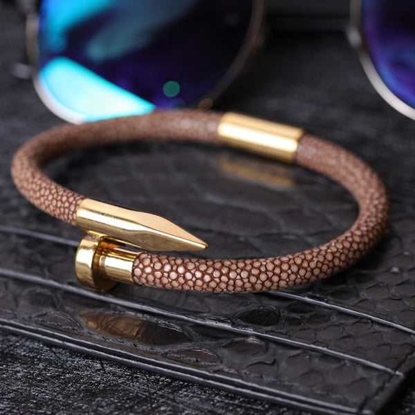 """Sari"" Luxury Stingray Bracelet"
