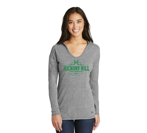 Hickory Two (Ladies' Hoodie Tee)