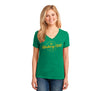 Hickory One (Ladies' V-Neck)