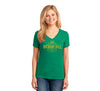 Hickory Two (Ladies' V-Neck)
