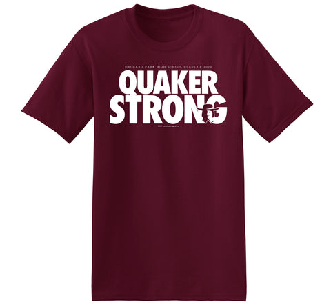 Quaker Strong Tee