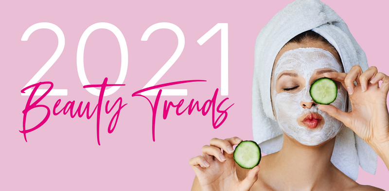 The Top Beauty Trends For 2021