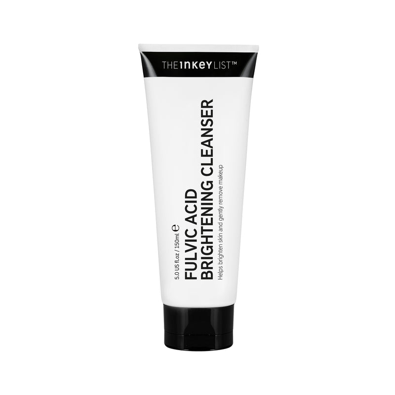 The Inkey List Fulvic Acid Brightening Cleanser