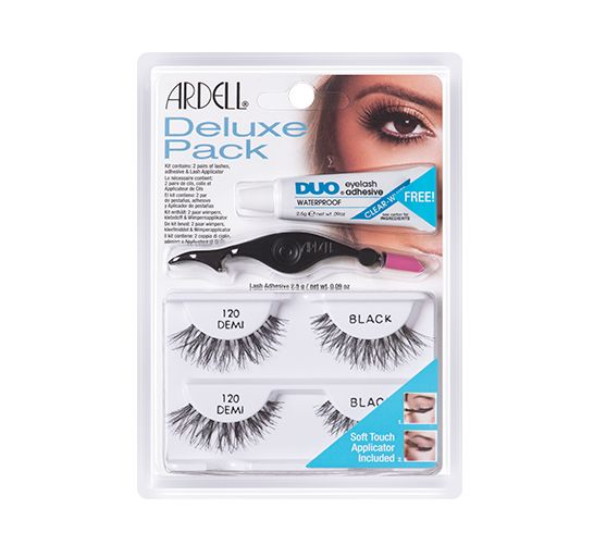 Ardell Deluxe Pack Demi Wispies