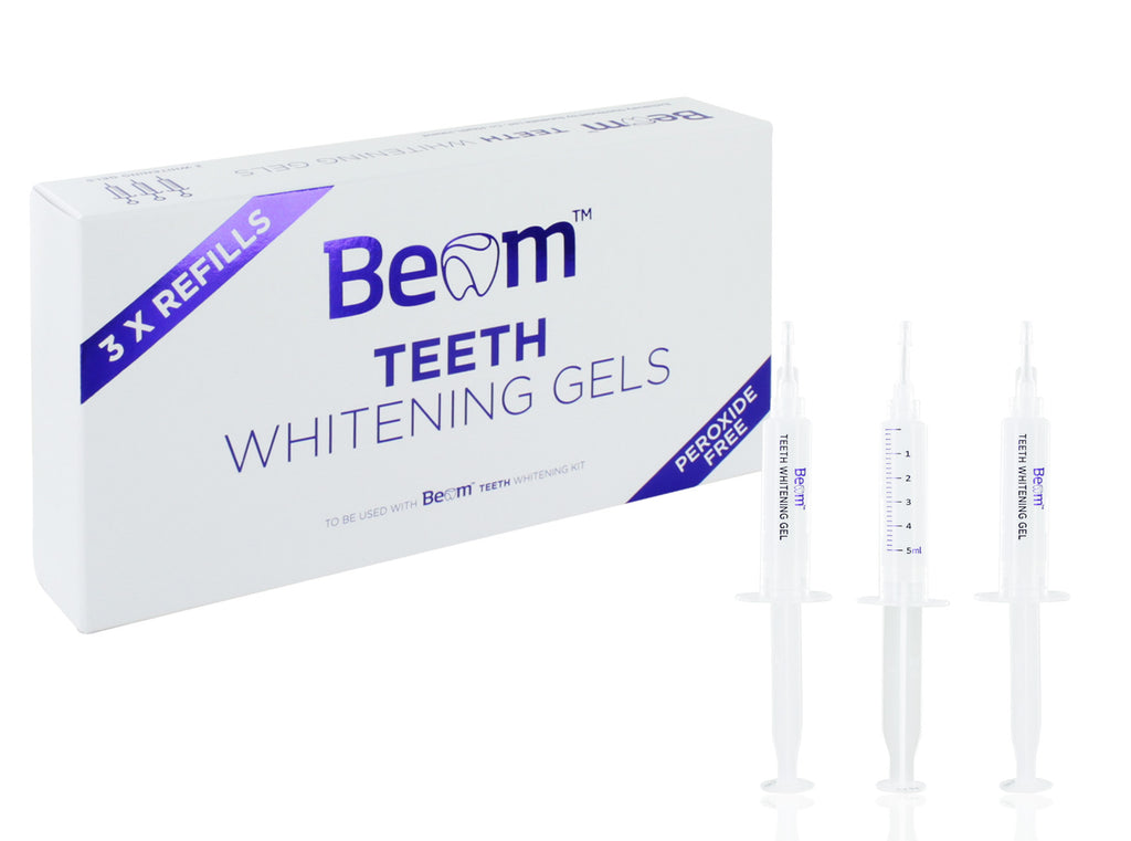 Beam Teeth Whitening Refill Gels