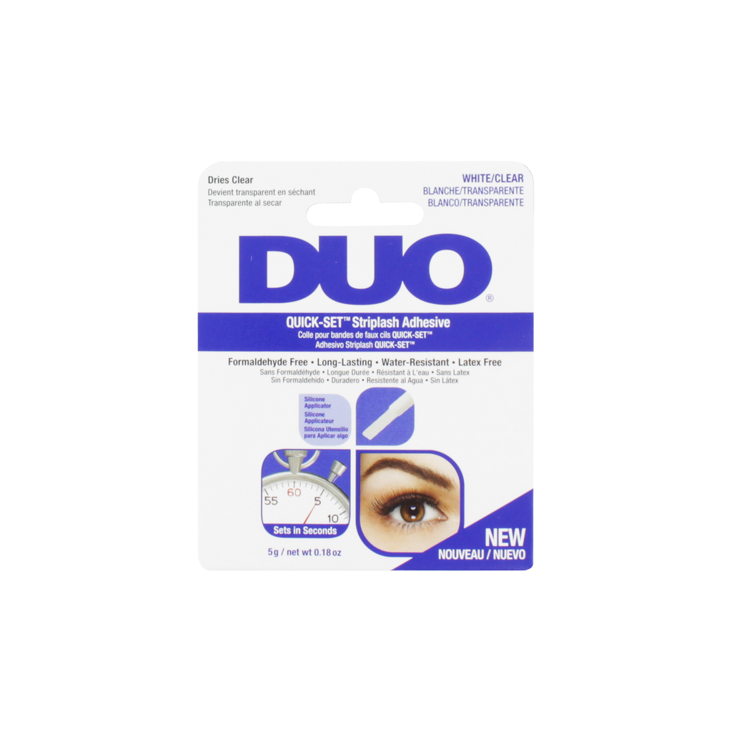 DUO Glue Quick Set Lash Adhesive Clear