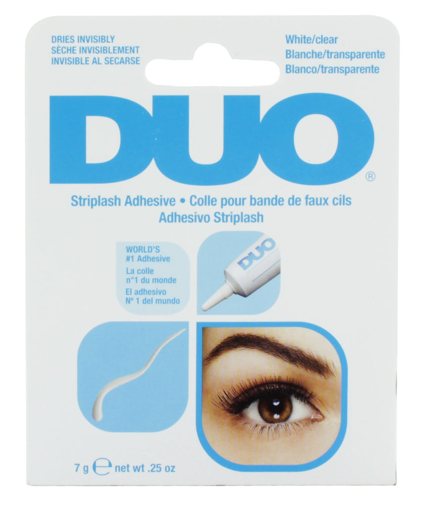 DUO Eyelash Adhesive White/Clear 7ml