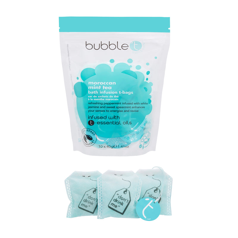 Bubble T Bath Infusion Teabags