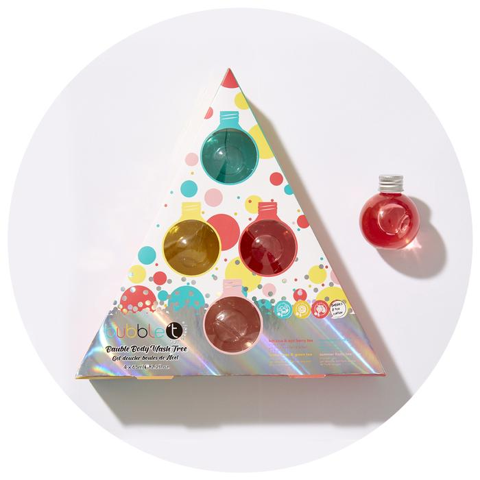 Bubble T Christmas Tree Baubles