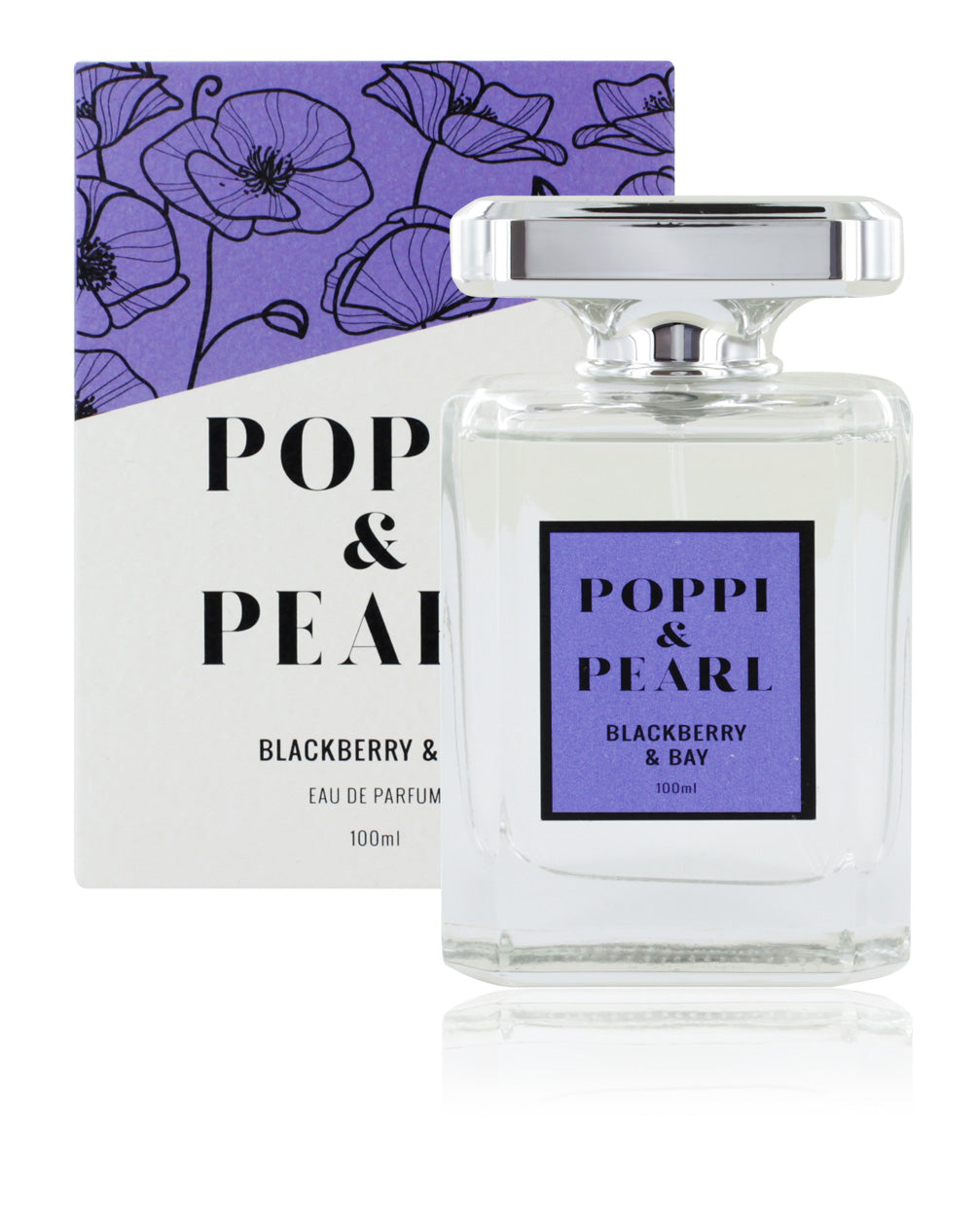 Poppi & Pearl Blackberry and Bay Eau De Parfum