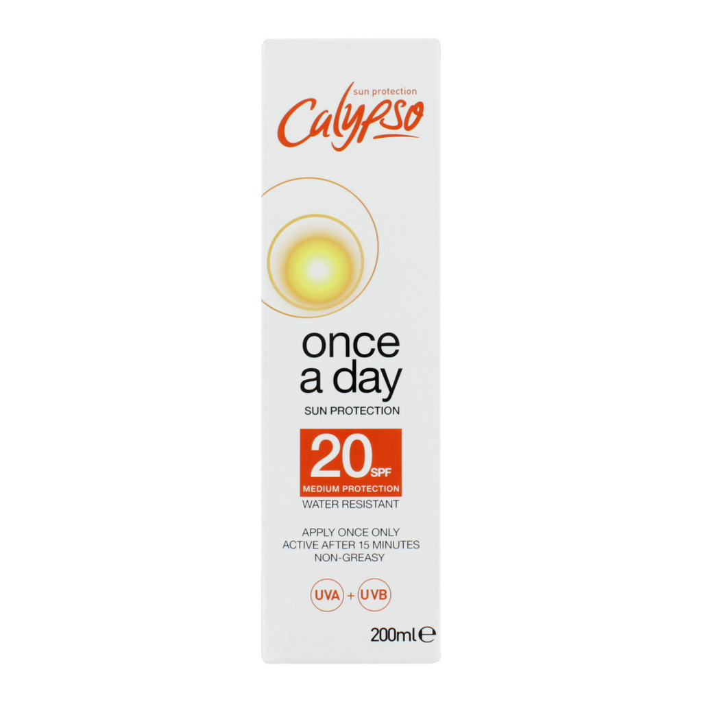 Calypso Once A Day 200ml SPF20