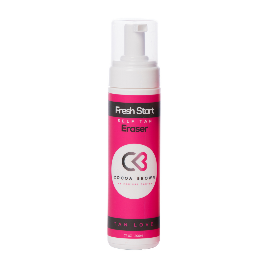 Cocoa Brown Fresh Start Tan Remover
