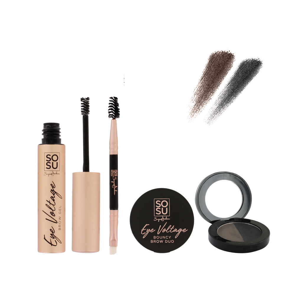 SOSU by SJ Ultimate Brow Kit