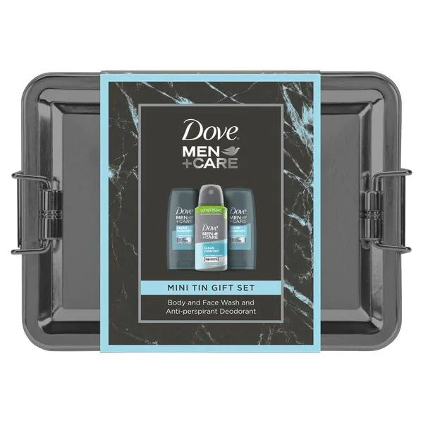 Dove Men+ Care Mini Tin Gift Set