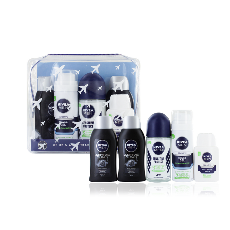 Nivea Men Up Up & Away Travel Set