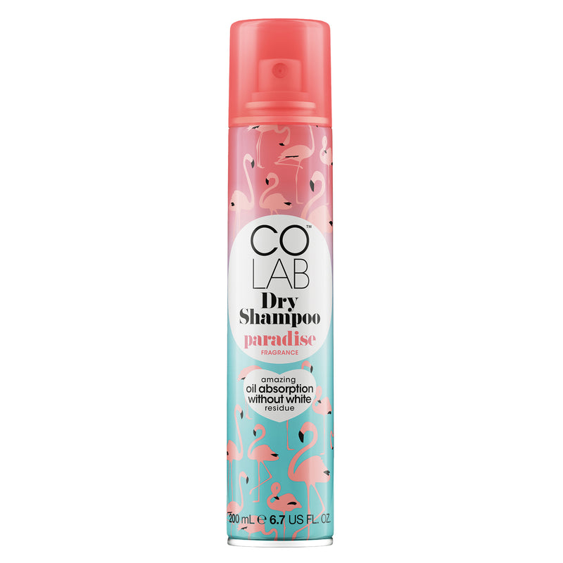CoLab Dry Shampoo Selection