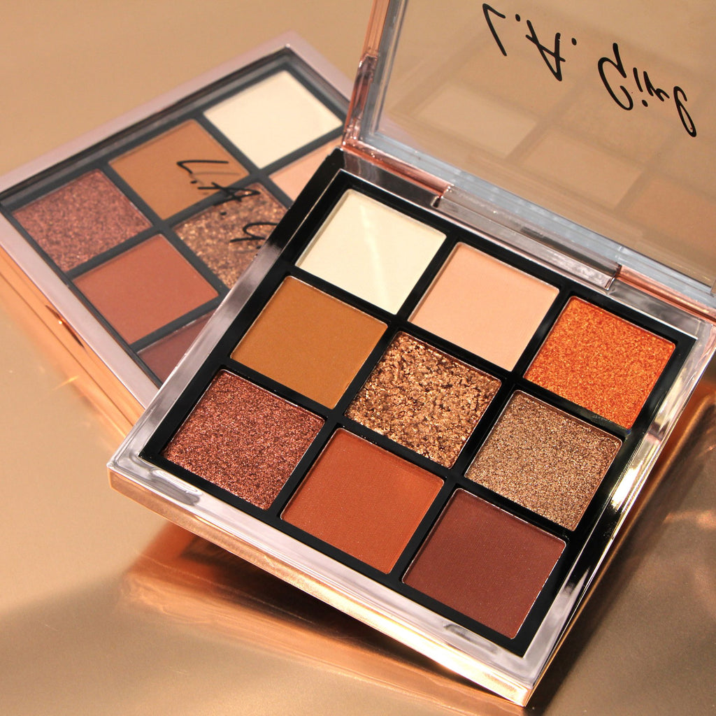 L.A Girl Cosmetics Keep It Playful Eyeshadow Palette