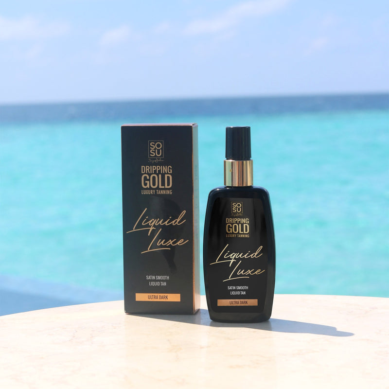 Dripping Gold Liquid Luxe Tan Ultra Dark