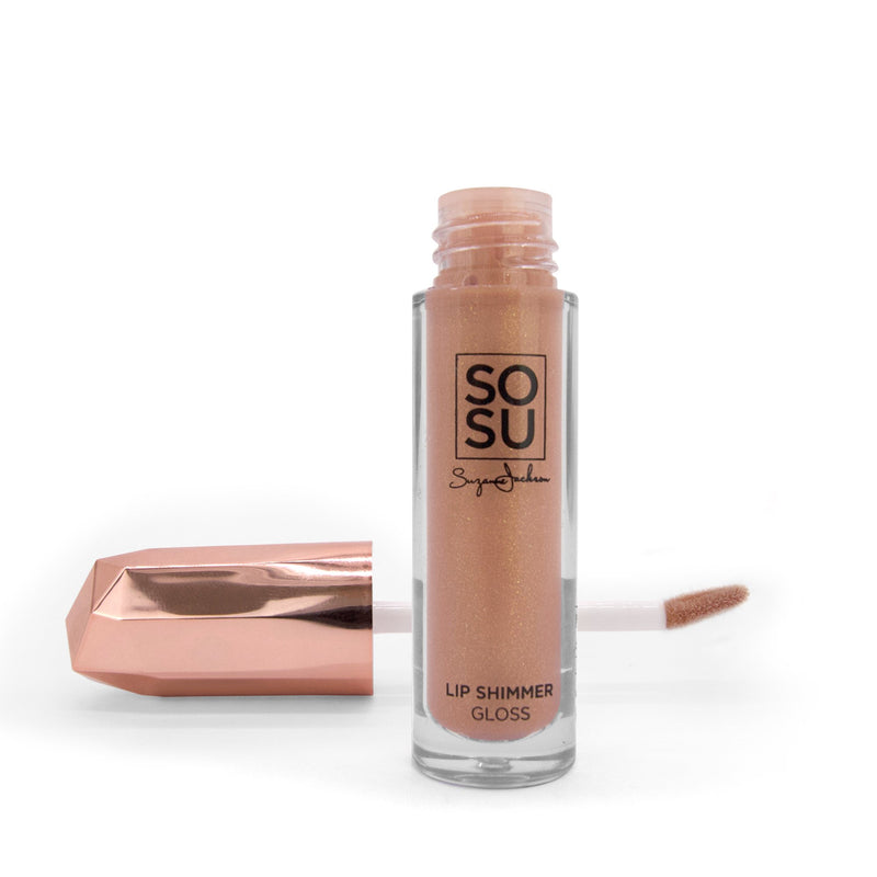 SOSU by SJ Shimmer Lip Gloss - Kiss & Tell