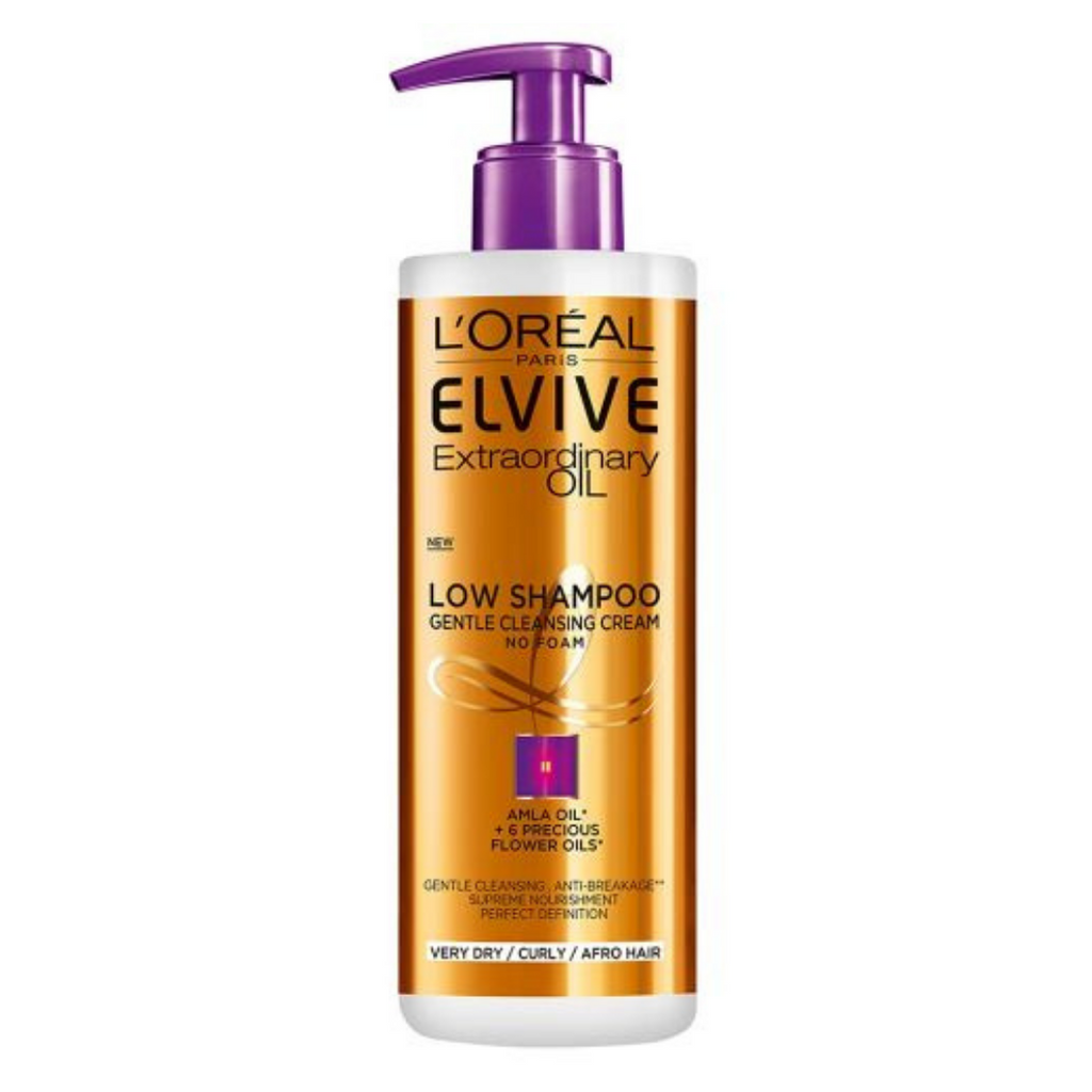 L'Oreal Elvive Extraordinary Oil Low Shampoo