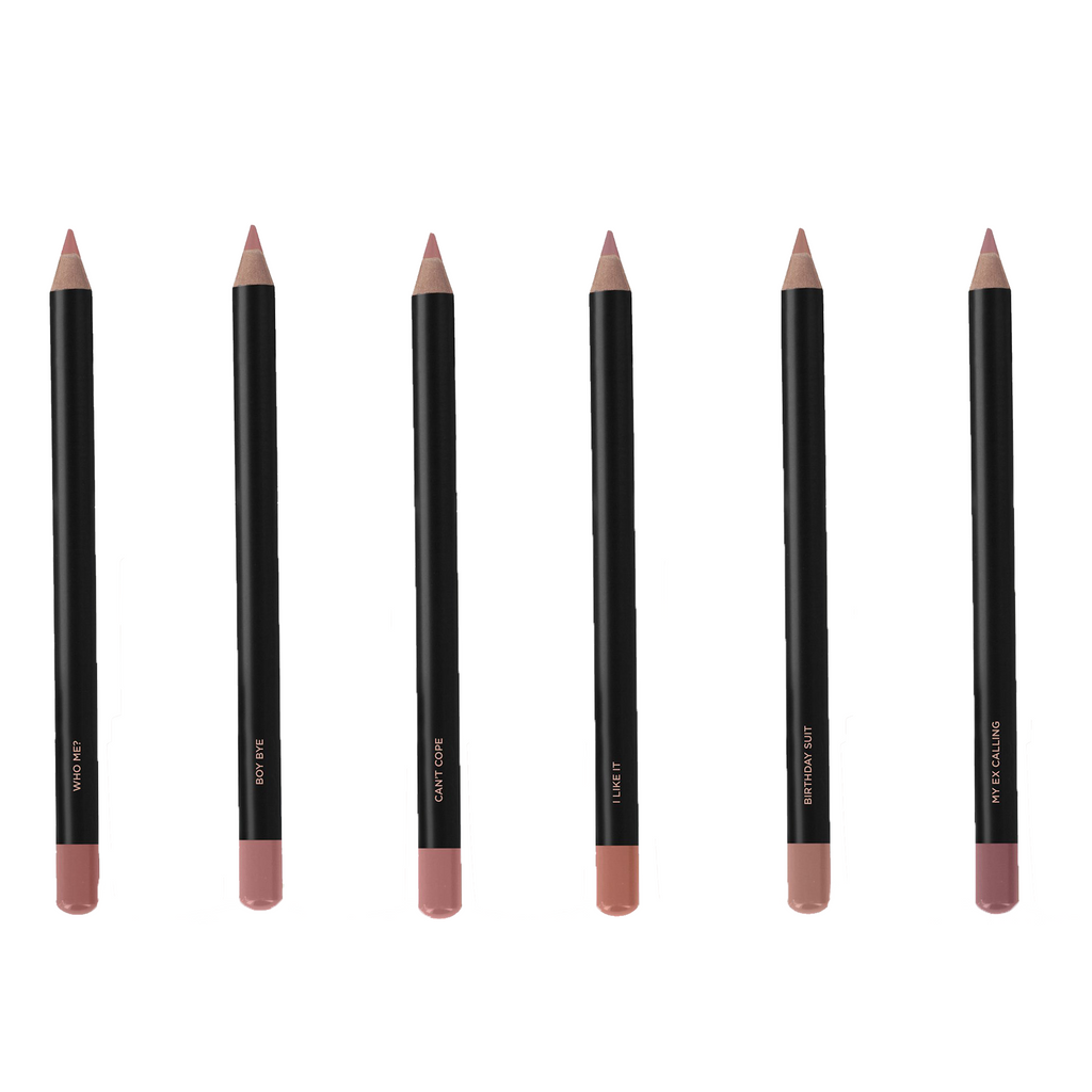 SOSU by SJ Let Them Talk Full Lip Liner Collection