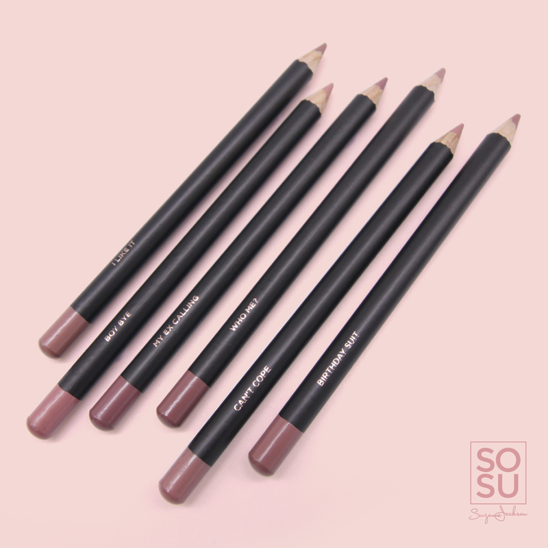 SOSU by SJ Lip Liner - Boy Bye