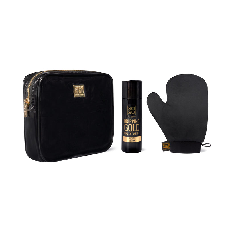 Dripping Gold Perfect Pair Gift Set - Medium Lotion