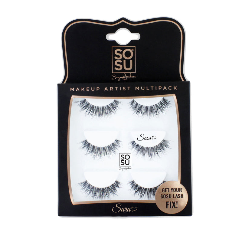 SOSU by SJ Multipack Premium Lashes