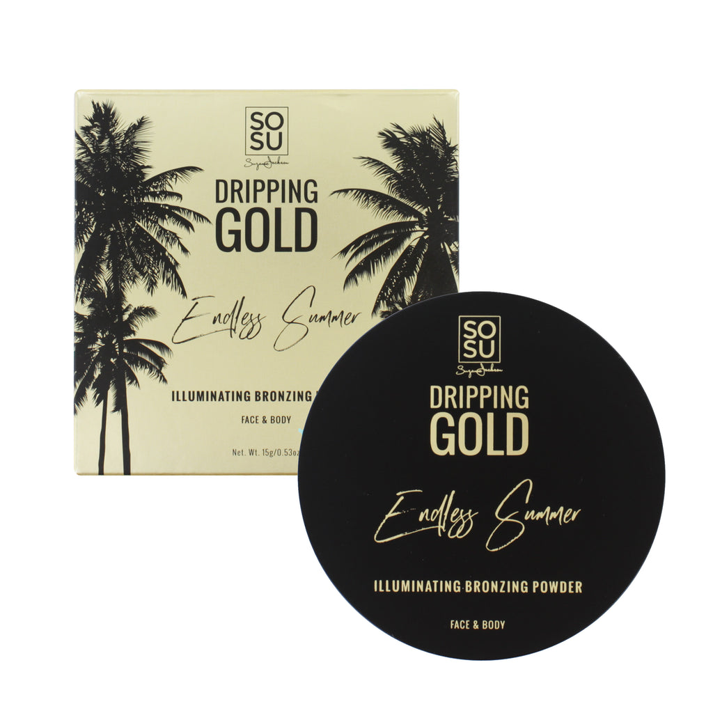 Dripping Gold Endless Summer Illuminating Bronzer Travel Size