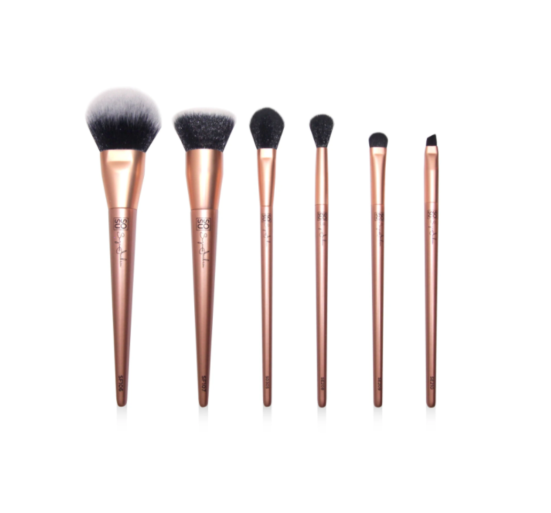 SOSU by SJ Luxury Brush Collection - 6 Piece