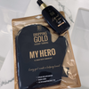 Dripping Gold My Hero XL Velvet Tanning Mitt
