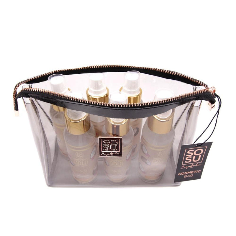 SOSU by SJ Travel Cosmetic Bag