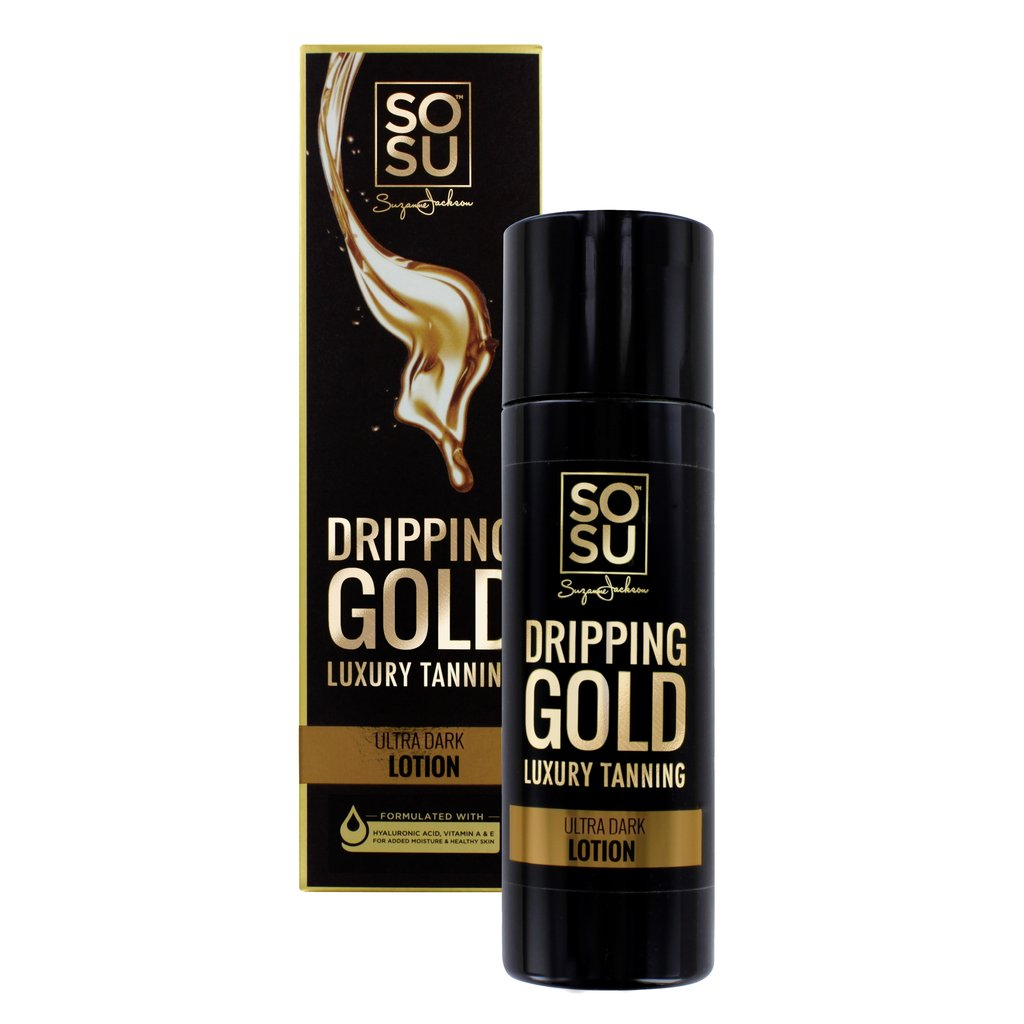 Dripping Gold Ultra Dark Tanning Lotion