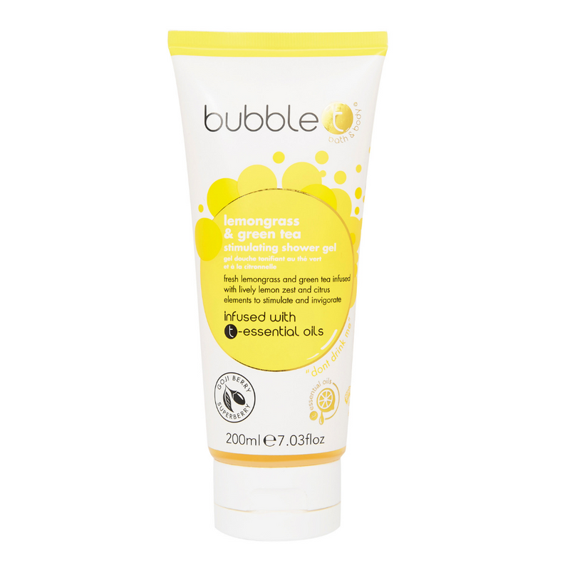 Bubble T Shower Gels