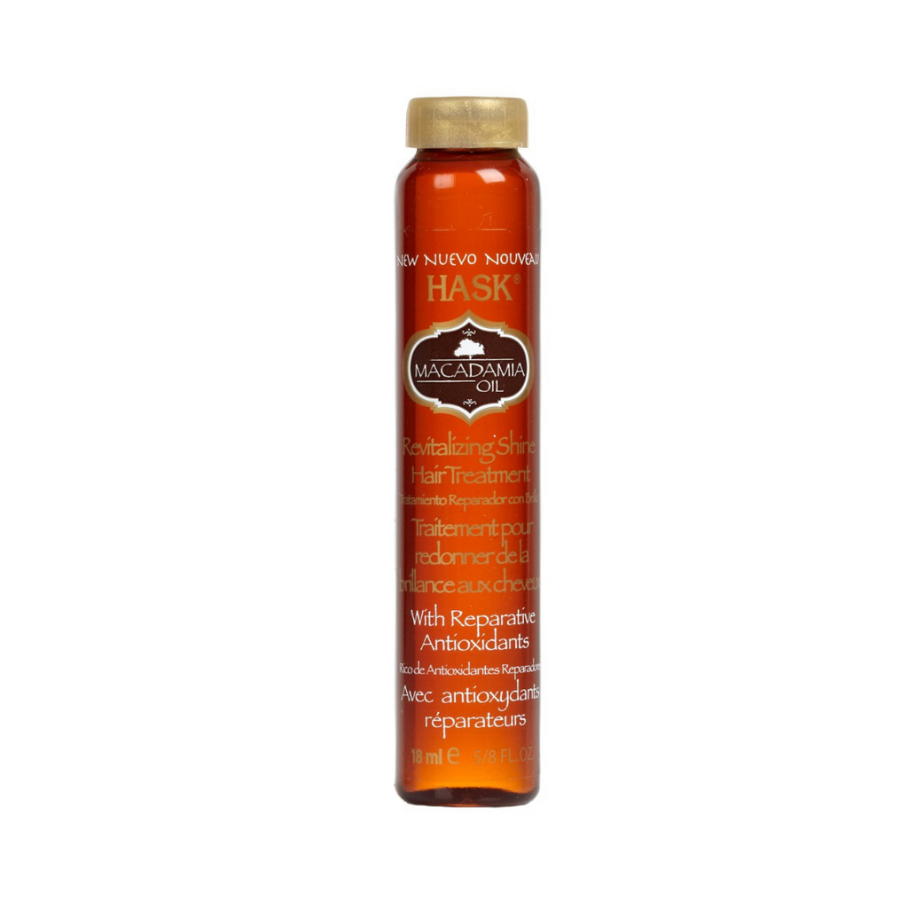 Hask Macadamia Shine Oil