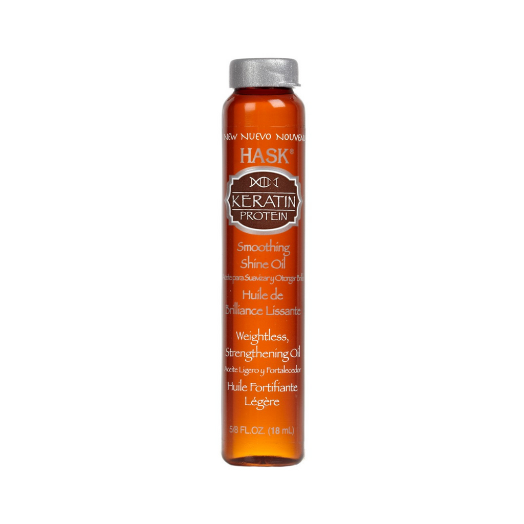Hask Keratin Smoothing Shine Oil