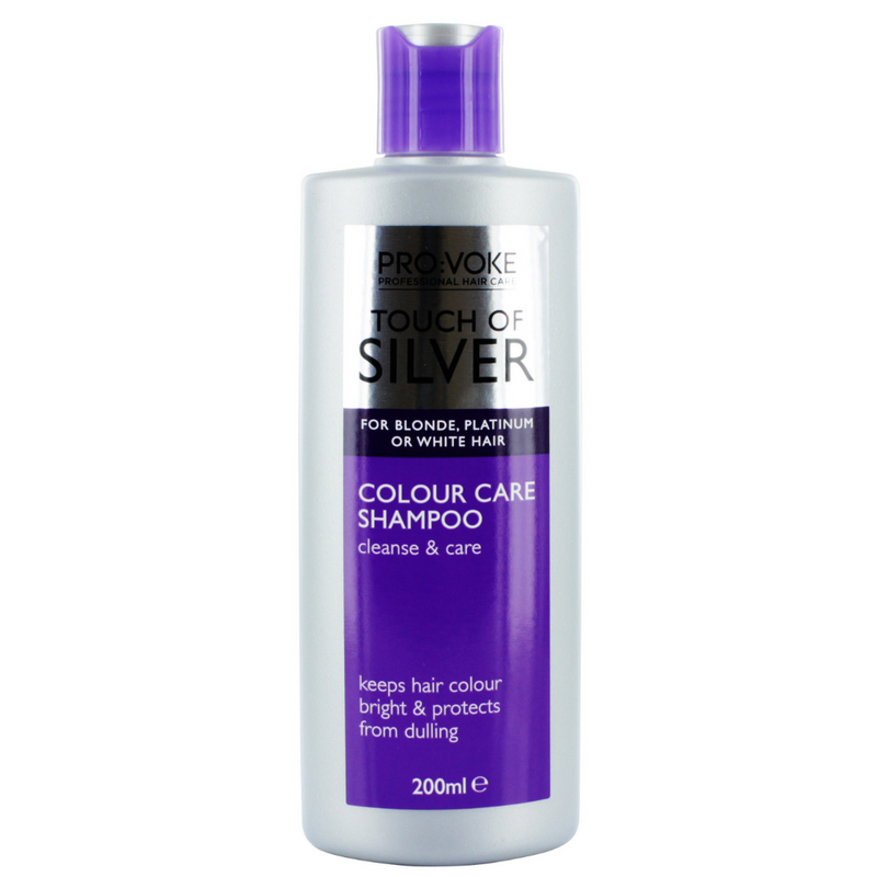 Pro:Voke Professional Touch of Silver Colour Care Shampoo