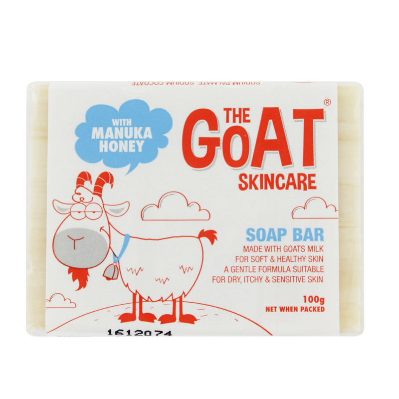 The Goat Skincare Soap Bar - Manuka Honey