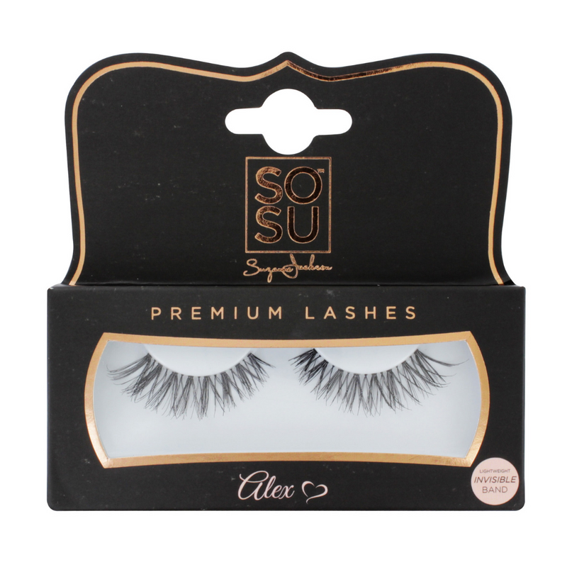 SOSU by SJ Premium Lashes Selection