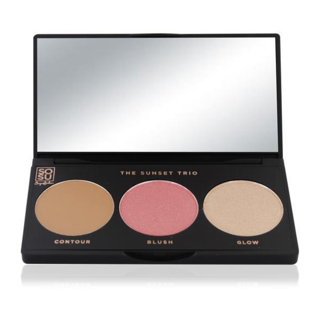 SOSU by SJ Sunset Trio Palette