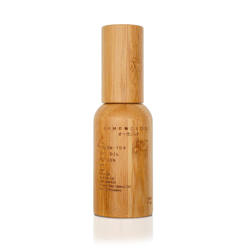Bamboology Green-Tox Dry Oil Potion