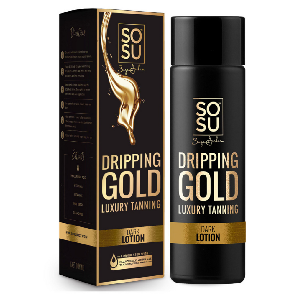 Dripping Gold Dark Tanning Lotion