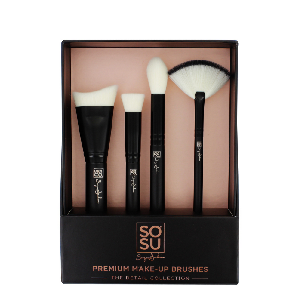 "SOSU by SJ ""The Detail Collection"" Brush Set"